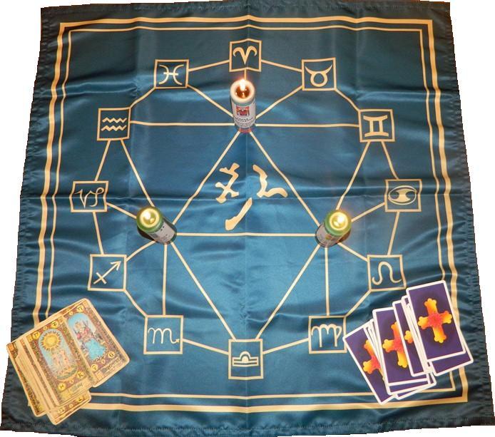 "Мастер -класс ""Ритуальная магия. ""Ритуал коррекции для изменения ситуации на Таро""(Занятие №5.)  1351454999"